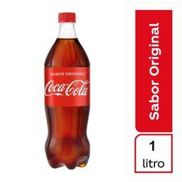 Refresco Coca Cola Botella de 1 L