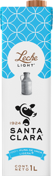 Leche Santa Clara Light 1 L