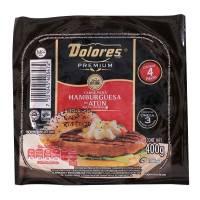 Hamburguesa de atún Dolores 1 pza