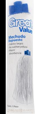 Mechudo Great Value repuesto 1 pza a domicilio en México - Rappi c3ced2f11276