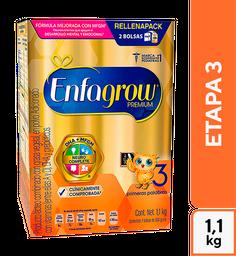 Formula infantil Enfagrow Etapa 3 Caja 1.1 Kg