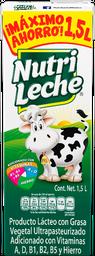 Producto Lácteo Nutri Leche Tetrapack 1.5 L