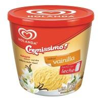 Helado Holanda sabor vainilla 1.89 lt