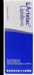 Artelac Lipids Gotas 10 mL (2 mg)