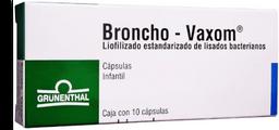 Broncho-Vaxom 10 Cápsulas (3.5 mg)