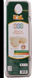 Huevo Orgánico E'el Blanco Caja 12 U