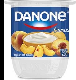 Yoghurt Danone Sabor Durazno 125 g