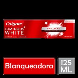 Pasta de Dental Colgate Luminous White Brilliant White 125ML