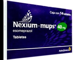 50%OFF en 2°U Nexium-Mups 14 Tabletas (40 mg)