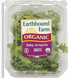 Earthbound Arugula Baby Farm Organic
