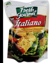 Crutones Fresh Gourmet Italiano 142 g