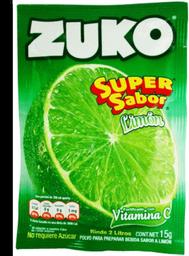 Polvo Para Agua Zuko Limón 15 g