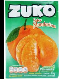 Polvo Soluble Zuko Mandarina Sobre 15 g