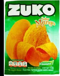 Polvo Para Agua Zuko Mango 15 g