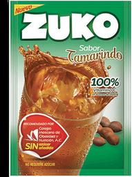 Polvo Para Agua Zuko Tamarindo 15 g