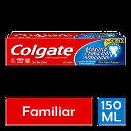 Pasta Dental Colgate Máxima Protección Anticaries 150 mL