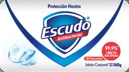 Jabón Escudo Blanco Neutro 150 g