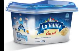 Margarina Con Sal La Villita Untable 190 g