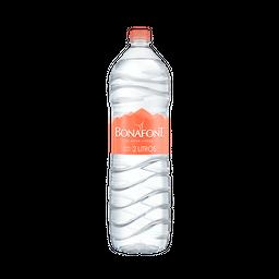 Agua Natural Bonafont 2 L