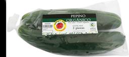 Campo Vivo Pepino Orgánico