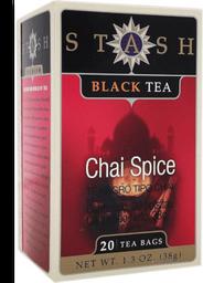 Té Negro Stash Chai 20 U