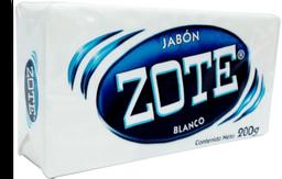 Jabón Zote Chico Blanco 200 g
