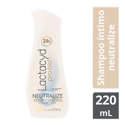 Shampoo Lactacyd Intimo Neutralize Odor Control 220 mL