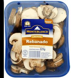 Champñones Monteblanco cremini rebanados 225 g