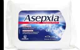 Toallitas Asepxia Limpiadoras Antiperfecciones 25 U