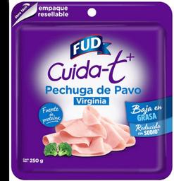 Pechuga de Pavo FUD Cuida-t + Virginia 250 g