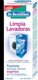 Limpia Lavadoras Dr. Beckmann 1 Aplicación 250 mL