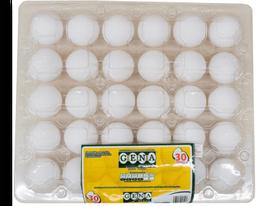 Huevo Blanco Gena 30 U