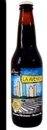Cerveza Albur la avenida botella de 355 ml