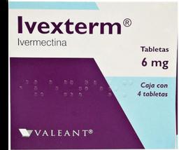 Ivexterm (6 Mg)