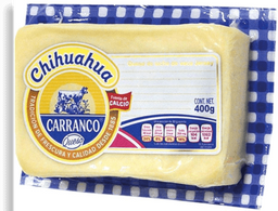 Queso Chihuahua Carranco 400 g