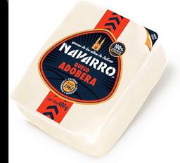 Queso Adobera Navarro 400 g