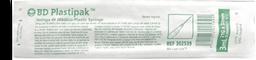Jeringa De Plástico Plastipak 1 U