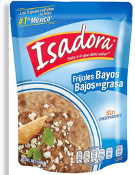 Frijoles Isadora Bayos Bajos en Grasa 430 g