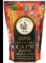 Café Molido Cap Café Chiapas Equilibrado 454 g