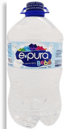 Agua Epura Natural Bebé Garrafón 5 L