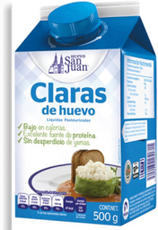 Clara de Huevo San Juan 500gr