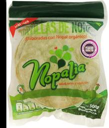 Tortillas de Nopal Nopalia Orgánico 500 g