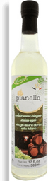 Vinagre de vino blanco Pianello estilo italiano 500 ml