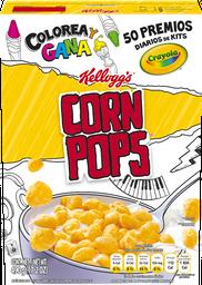 Cereal Corn Pops 490 g