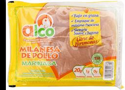 Milanesa de Pollo Alco Marinada 550 g