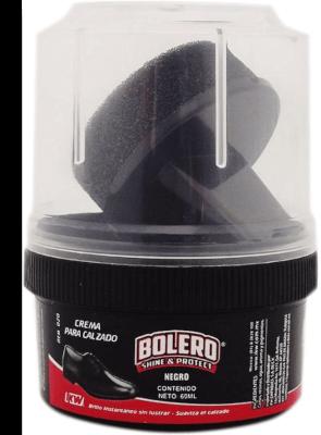 2b3003e8 Crema lustradora de calzado Bolero color negro 60 ml a domicilio en ...