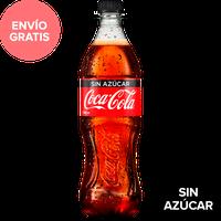Refresco Coca Cola Sin Azúcar 600 mL