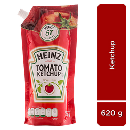 Salsa Catsup Heinz 620 g
