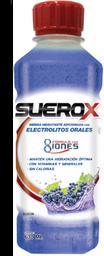 Suero Oral Suerox 8 Iones Sabor Uva 630 mL