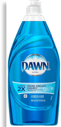 Lavatrastes Dawn More Greasy 638 mL